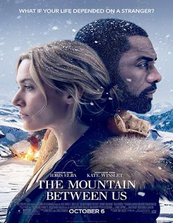 The Mountain Between Us 2017 Dual Audio Hindi Bluray 180Mb hevc
