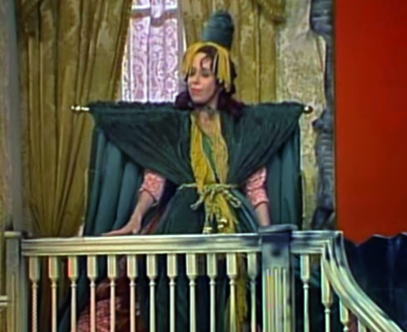 Carol Burnett Show Curtain Rod | Gopelling.net