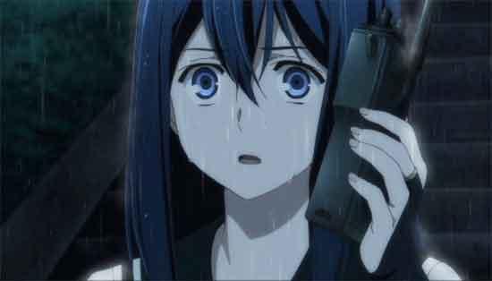 Gambar karakter anime wanita tercantik -  Neko Kuroha (Gokukoku no Brynhildr)