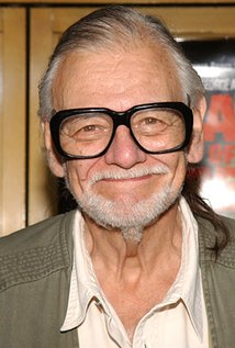 George A. Romero. Director of Night of the Living Dead (1990)