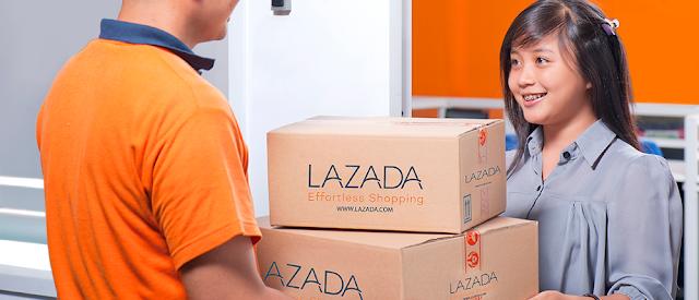 Cara Menghubungi Customer Service Lazada