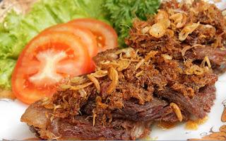Resep Empal Daging Sapi Khas Jawa Timur