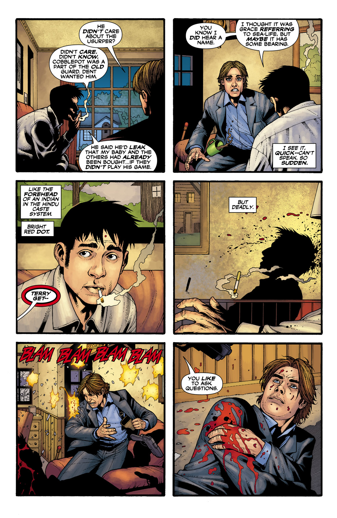 Detective Comics (1937) 819 Page 21