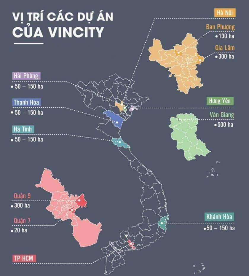 Vincity New Saigon sở hữu một vị trí đắc địa tại khu Đông Sài Gòn