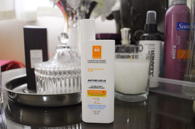 Review on Sunscreen La Roche Posay Antihelios