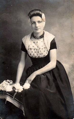 Tante Zoet