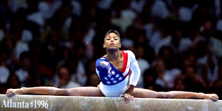 Dominique Dawes, first African American gymnast to win Olympic gold medal