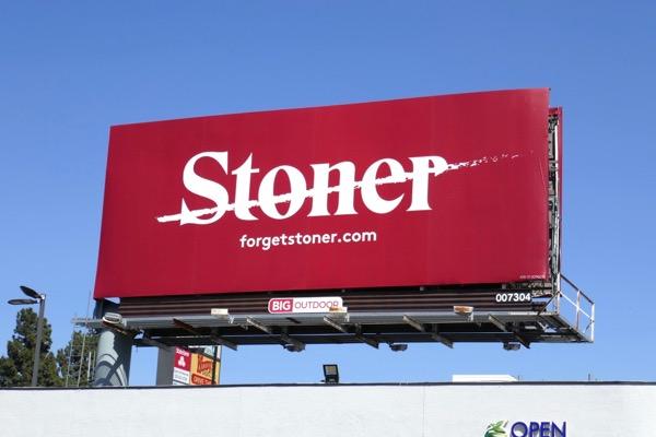 Forget Stoner MedMen billboard