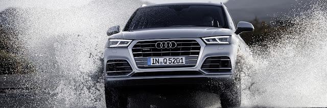 Audiblogpl Audi Q5 Oficjalnie