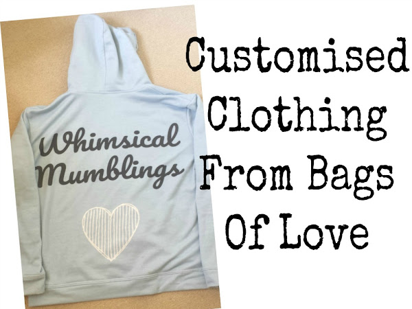 Customised Clothing From Bags Of Love