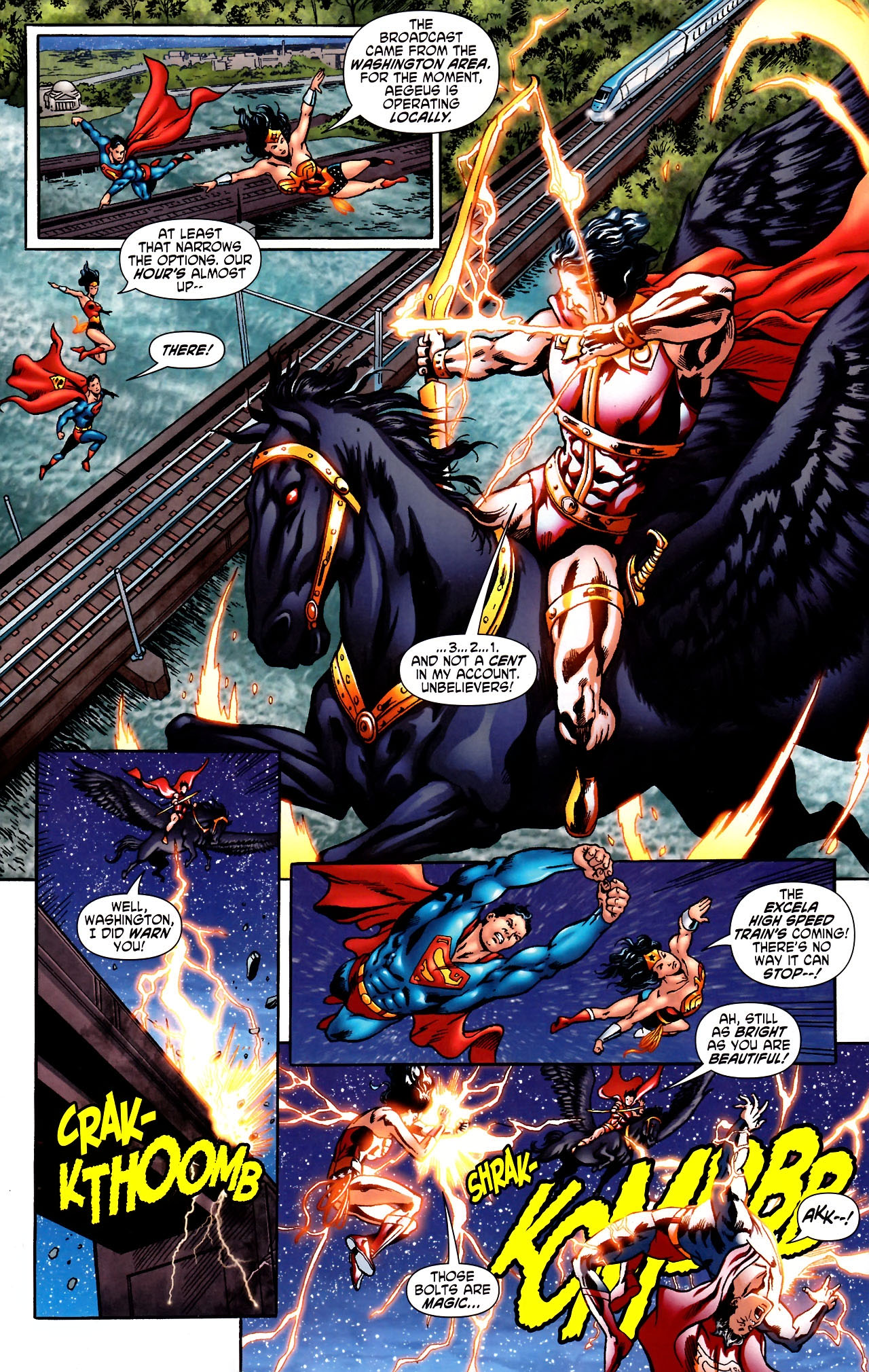 Read online Wonder Woman (2006) comic -  Issue #600 - 23