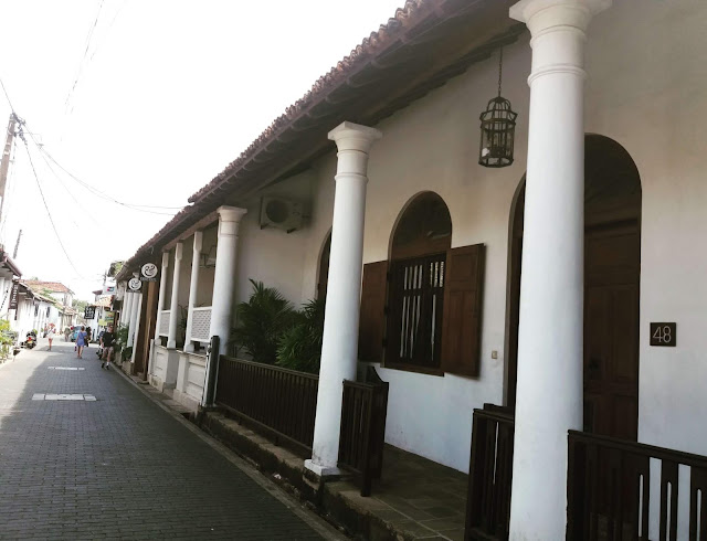 galle colonial