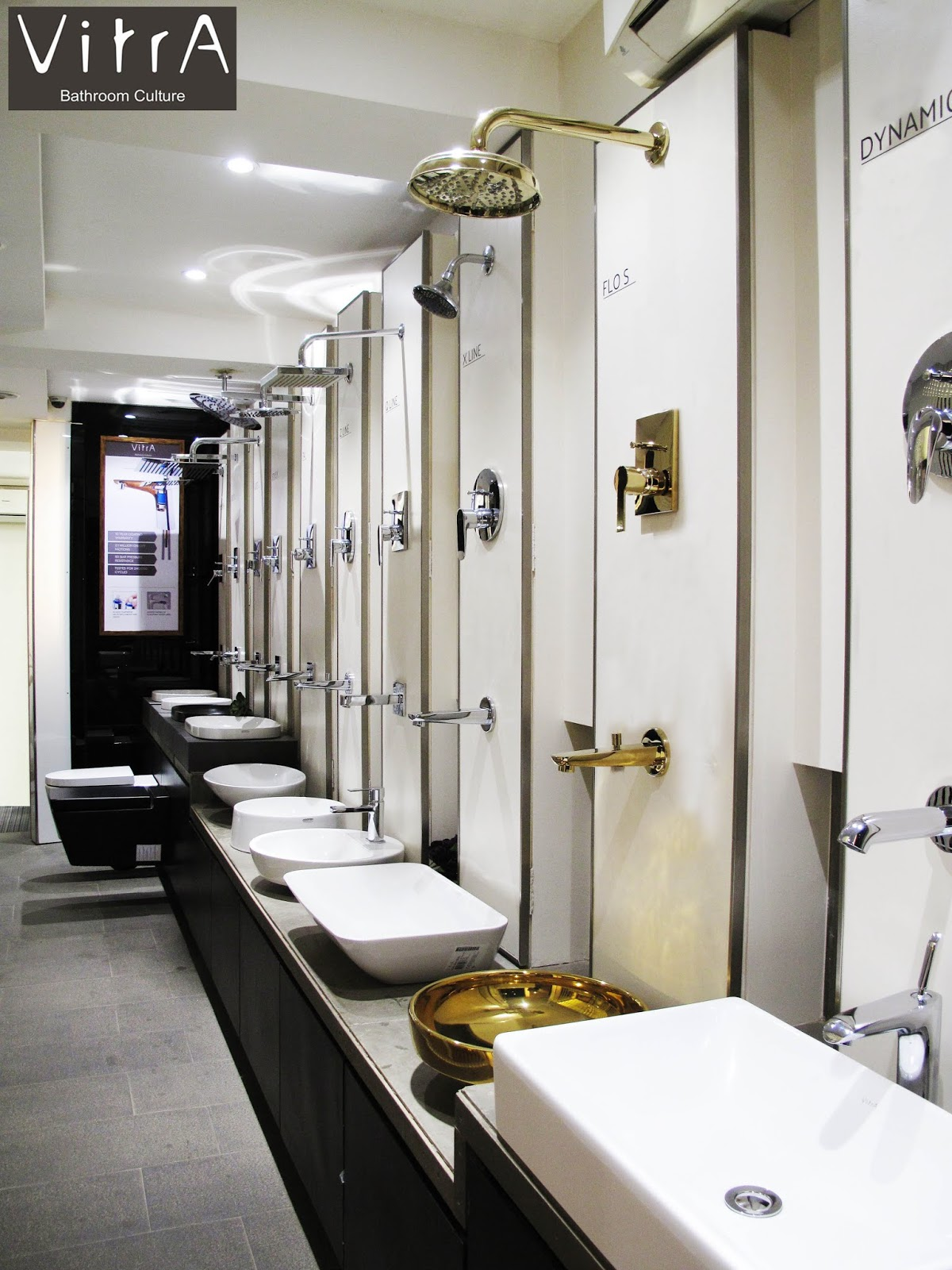... Interior Designers And Bathroom Consultants To Find Zestful Inspiration  In The Sheer Visual Treat Of The Dynamic Bathroom Collections Of  Internationally ...