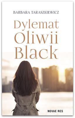 """Dylemat Oliwii Black"" już w księgarniach"
