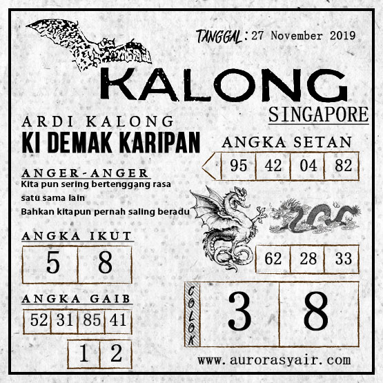 kode togel sgp pools kalong