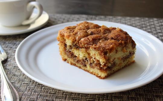 Pecan Coffee Cake Food Wishes