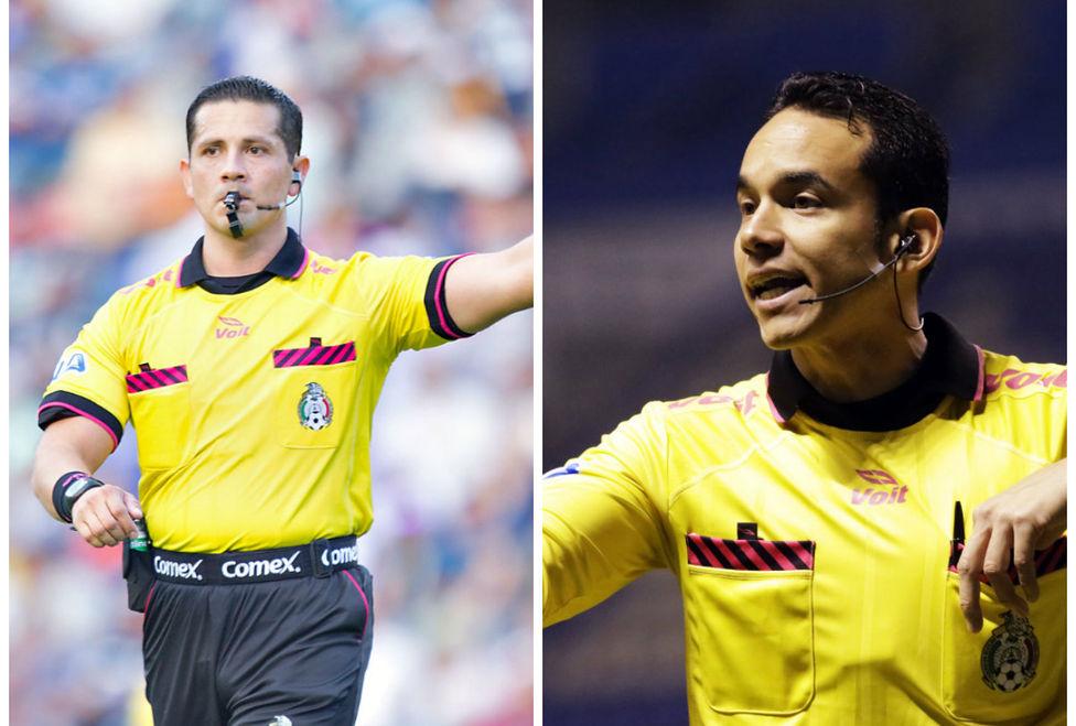 Diego Montaño Robles y Roberto Ríos Jácome.