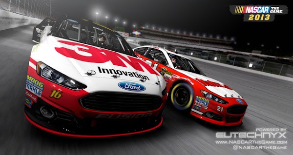 Screen Shot Of NASCAR The Game (2013) Full PC Game Free Download At worldfree4u.com