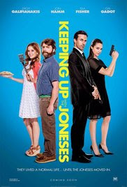 Ver Keeping Up with the Joneses (2016) Gratis Online