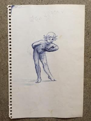 Sketch Book Image: Artist: William Girard