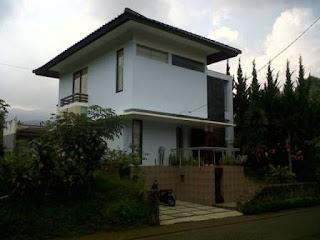 Blok J No 4 Villa Istana Bunga Lembang Bandung
