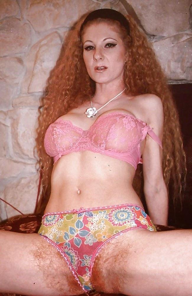 Fotos de mujeres peludas