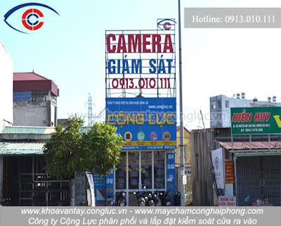Phân phối và lắp đặt các hệ thống kiểm soát cửa thương hiệu uy tín và nổi tiếng tại Hải Phòng, Hải Dương, Quảng Ninh, Thái Bình,...