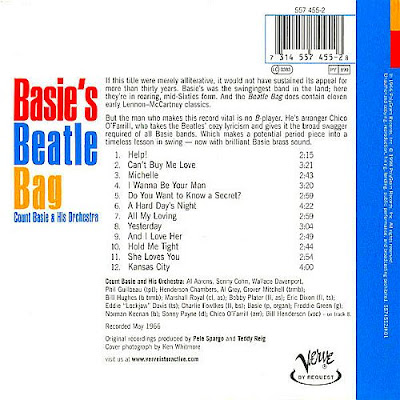 Count Basie & His Orchestra - Basie's Beatle Bag (1966 USA)