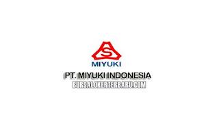 Lowongan Kerja Operator Forklift di PT. Miyuki Indonesia