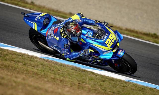 MOTO GP EN AUSTRALIA