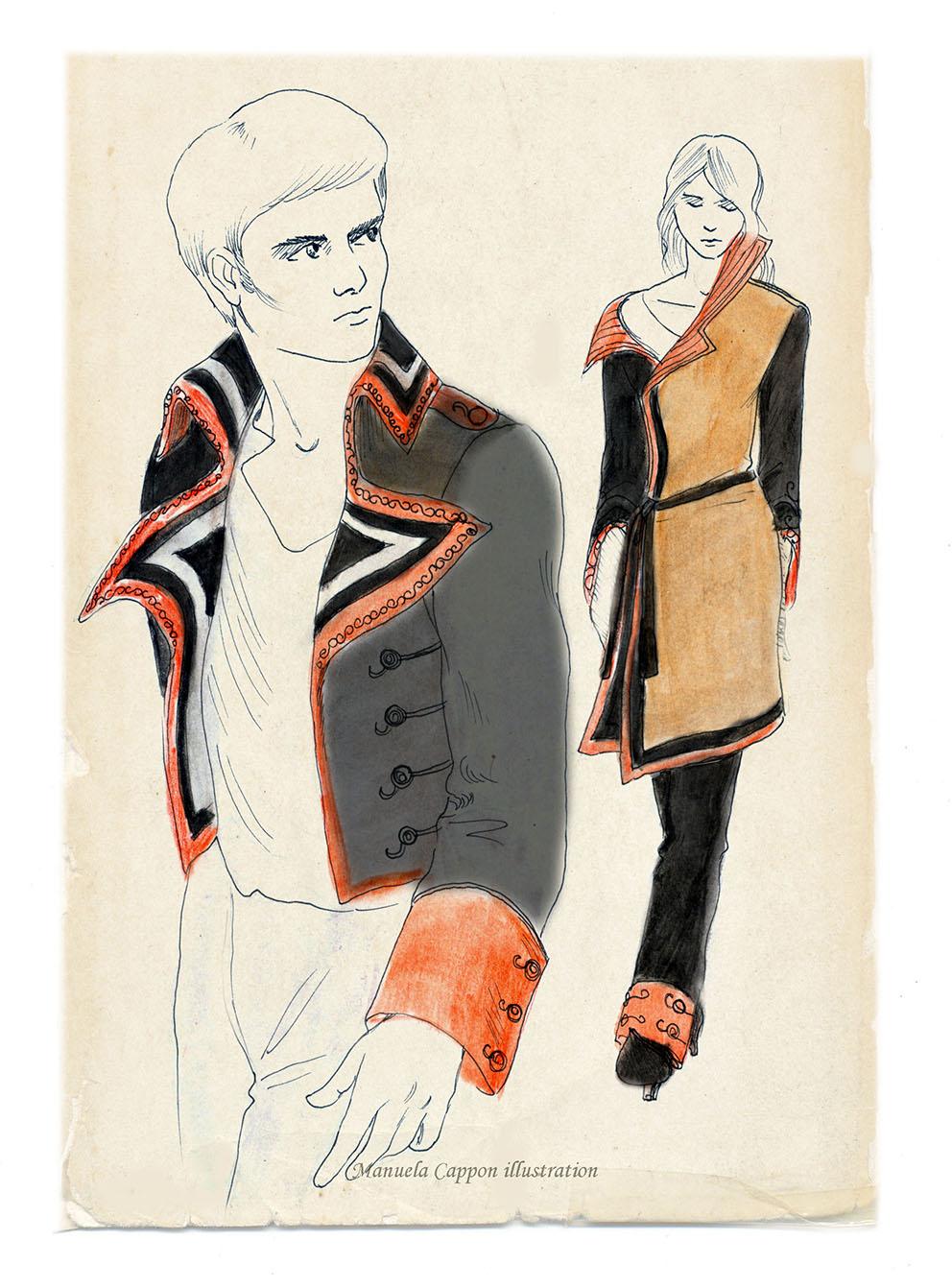 Top Fashion plate, ma quando sono nati i figurini di moda? | il lustra  MG03