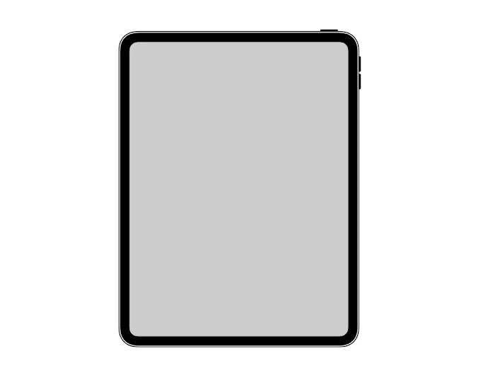 Las nuevas iPad Pro 2018 tendrían solo FaceID como método de seguridad