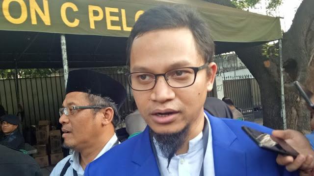 Hanafi Rais: Pak Amien Seolah-olah Jadi Sasaran di Kasus Hoaks Ratna