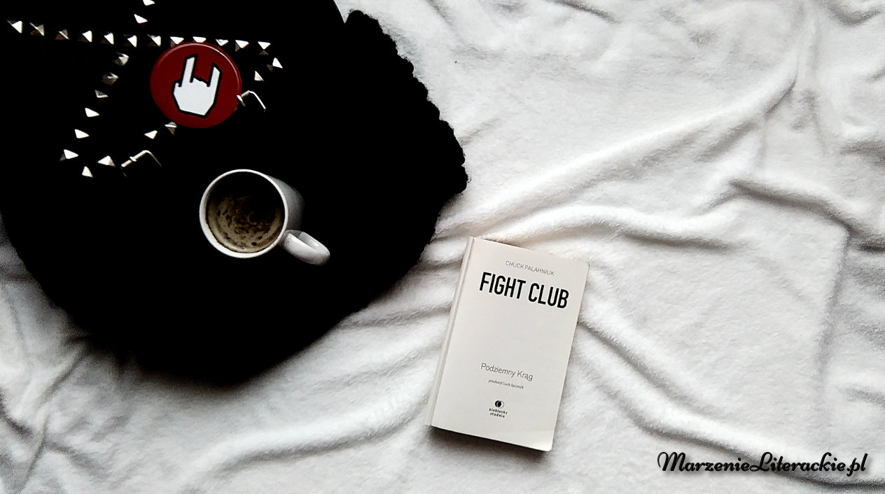 podziemny krąg, fight club, chuck palahniuk