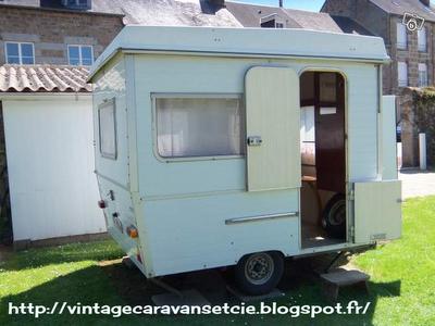 caravanes vintage et cie juillet 2012. Black Bedroom Furniture Sets. Home Design Ideas
