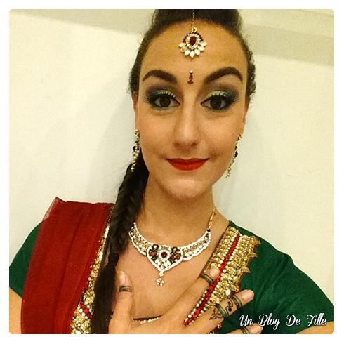 http://unblogdefille.blogspot.com/2016/04/makeup-bollywood-vert-et-rouge-tuto.html