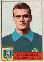 Calciatori panini pizaballa atalanta 1963/64