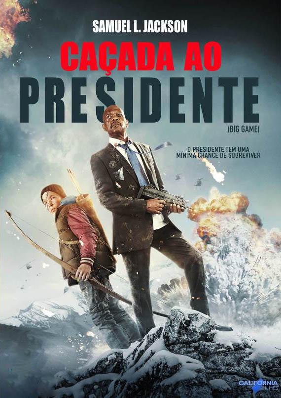 Caçada ao Presidente Torrent - Blu-ray Rip 1080p Dual Áudio (2015)