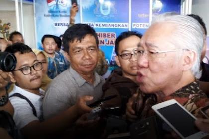 Kesal Ditanya Impor, Menteri Enggar Malah Tanya Balik Identitas Wartawan