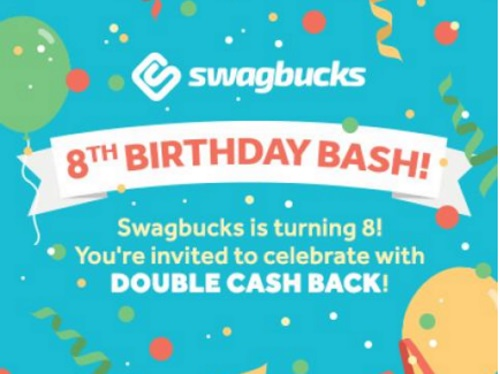 Swagbucks Birthday Bash Savings