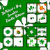 12 St.Patrick's Day Seamless Tileable Patterns.