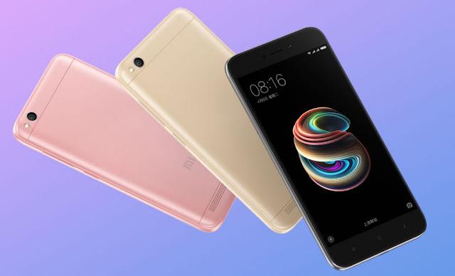 شاومي ريدمي 5A - هاتف خيالي وبسعر جد مناسب + كوبون تخفيضي