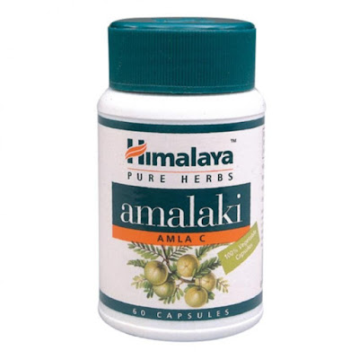 Produk Review : Amalaki Himalaya Pure Herbs