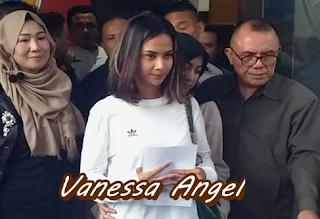 Vanessa Angel Sembilan Jam Diperiksa Kasus Prostitusi Online