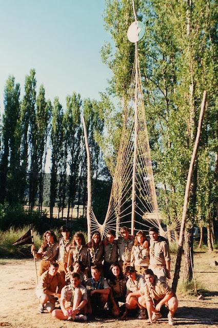 Kimball 110 - Scouts de España - Esculta Azimut - 1990 - ÁlvaroGP - el troblogdita