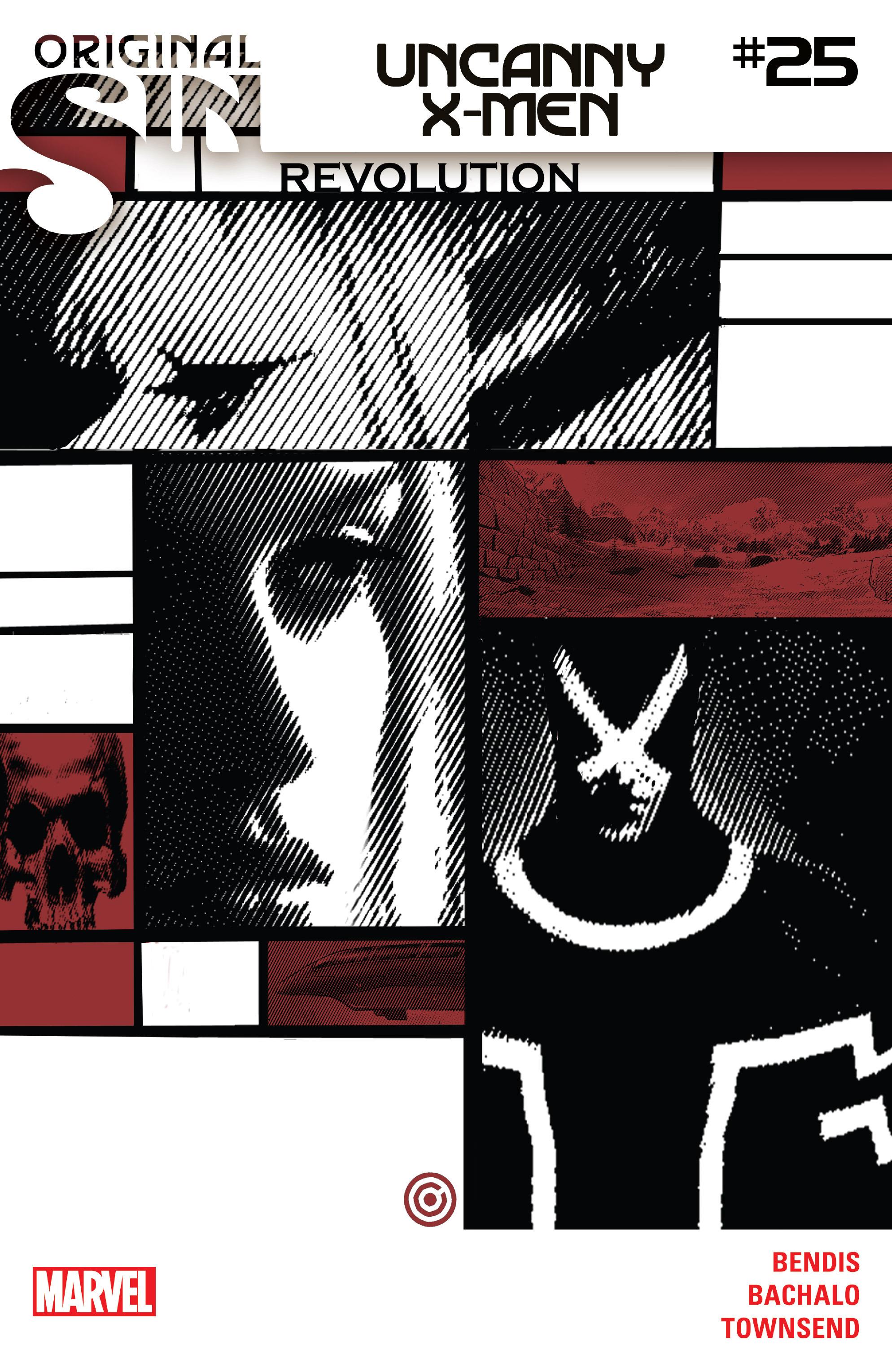 Read online Uncanny X-Men (2013) comic -  Issue #25 - 1