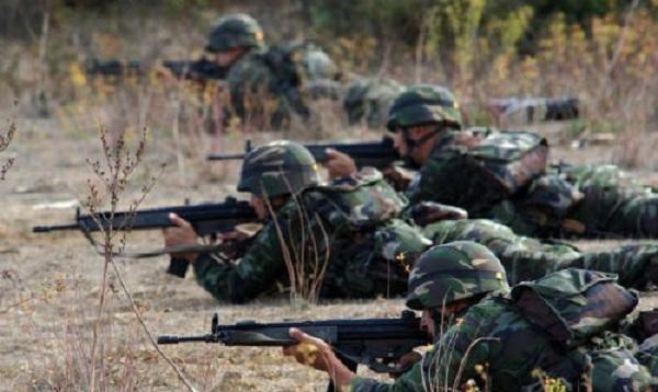Ενεργοποίηση του στρατού! Κάτι έρχεται….
