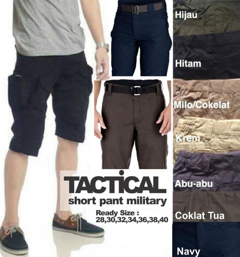 Celana Pendek Taktikal Cargo Tactical Outdoor Gunung Blackhawk Army Baca Juga