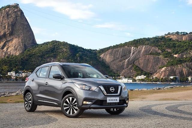 Nissan Kicks la inteligencia nunca fue tan atractiva