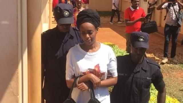 Mpinzani wa Kagame Diane Rwigara afikishwa mahakamani Rwanda